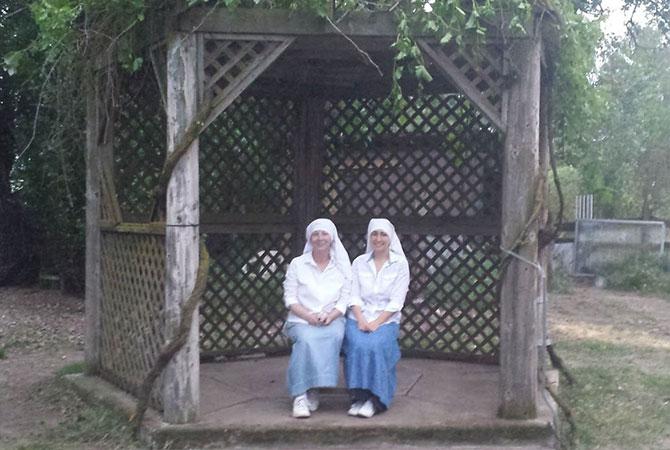 Not so Custom Nuns img